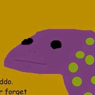 motivational lizard