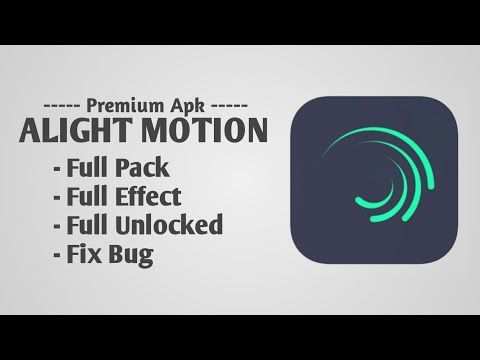 Alight Motion MOD APK Free Download