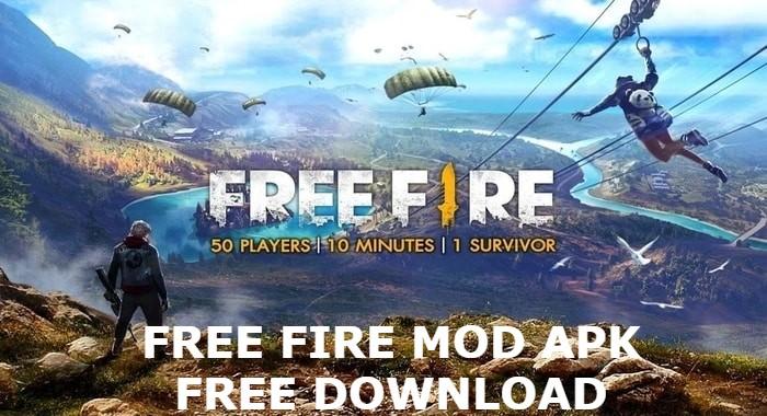 Free Fire MOD APK Free Download