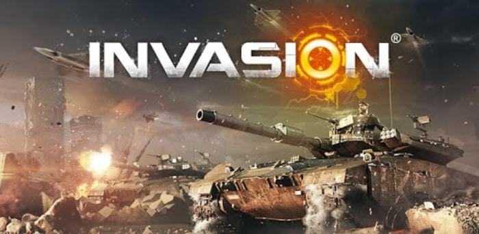 Invasion: Modern Empire MOD APK (Unlimited Coins)