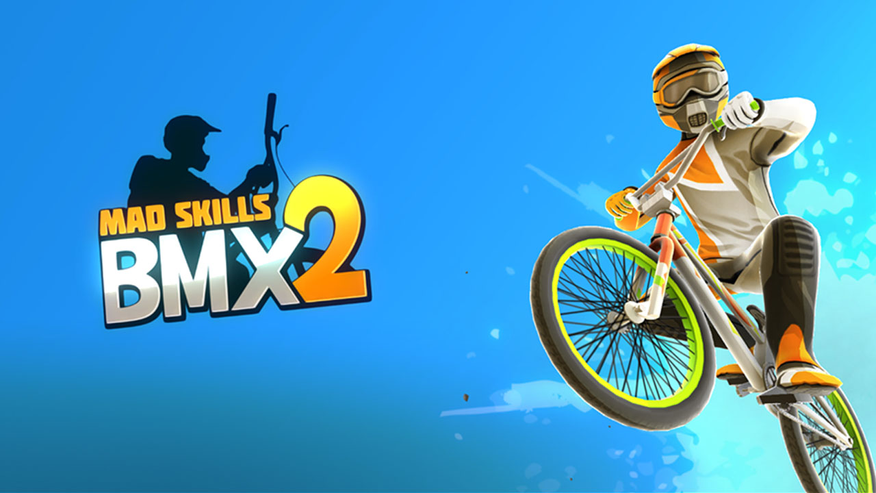 Mad Skills BMX 2 Mod APK Free Download