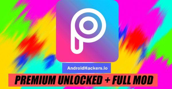 PicsArt MOD APK Free Download (Premium Unlocked)