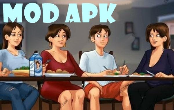 Summertime Saga MOD APK