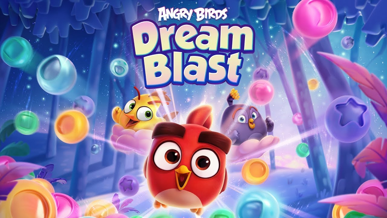 Angry Birds Dream Blast Mod APK Latest Version Download