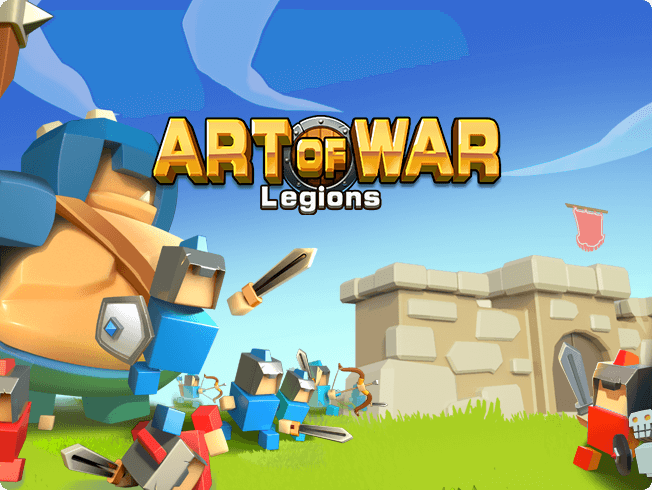 Art of War: Legions Mod APK Latest Version