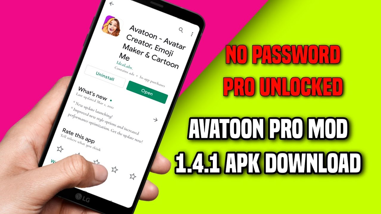 Avatoon Mod APK Latest Version Free Download