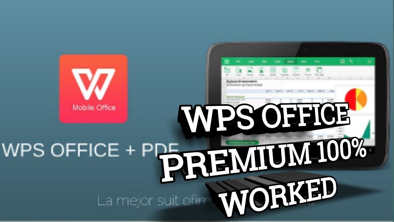 WPS Office Premium Mod APK Latest Version