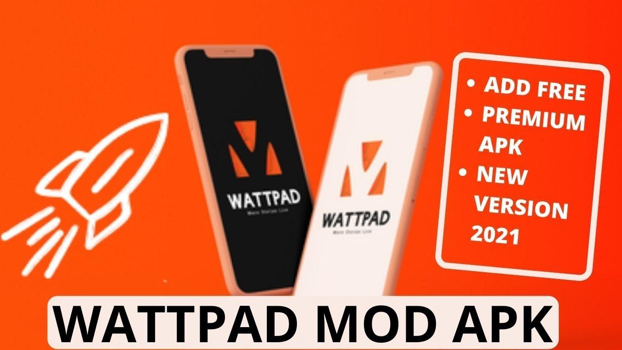 Wattpad Premium Mod Apk V9.27.0 (Unlocked) Free Download