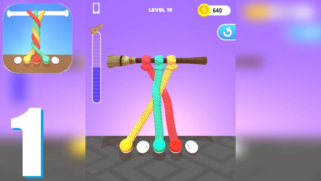 Tangle Master 3D Mod APK Free Download