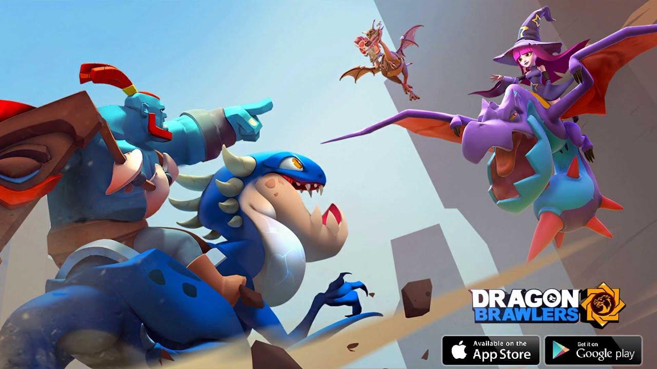 Dragon Brawlers APK 1.17 Free Download