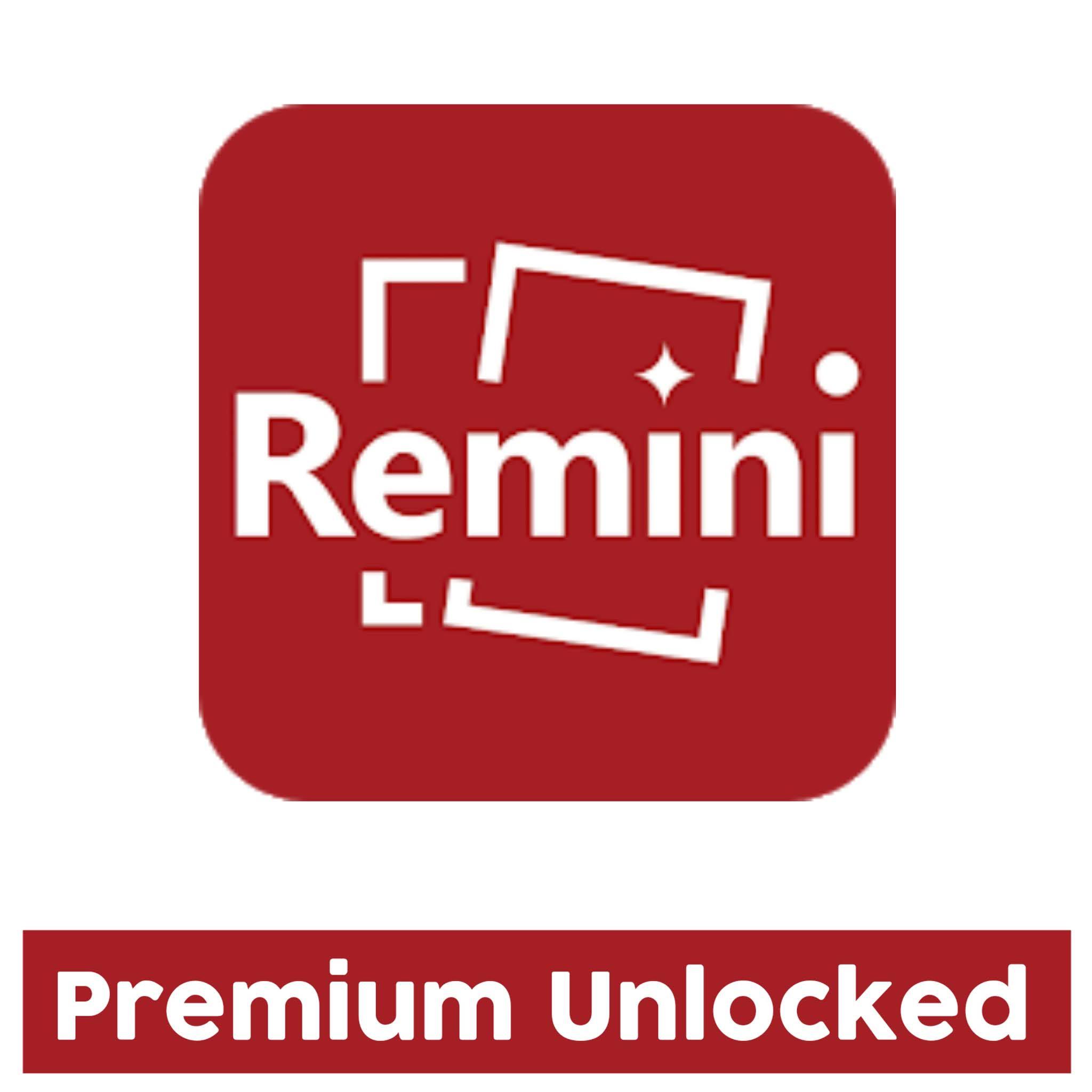 Remini Photo Enhancer Mod APK Free Download