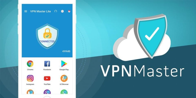 VPN Master MOD APK For Android [Premium Unlocked]