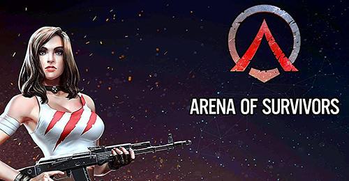 Download Arena Of Survivors MOD APK-[Unlimited Bullets]