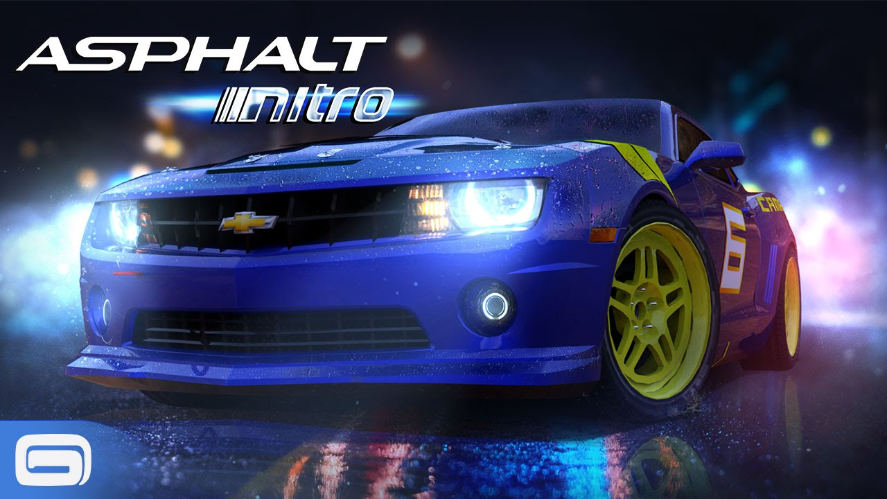 Asphalt Nitro MOD APK Latest Version [Unlimited Money]