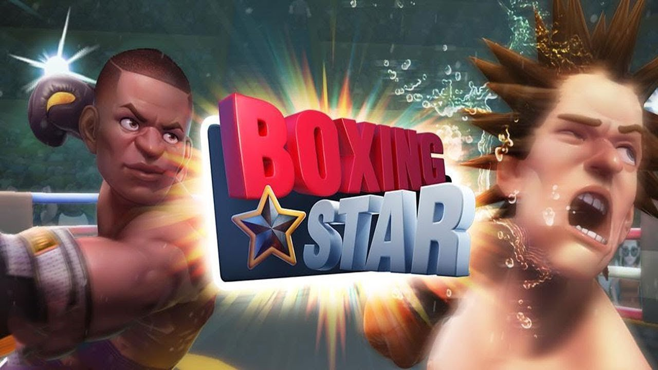 Boxing Star MOD (Unlimited Money) Latest Version