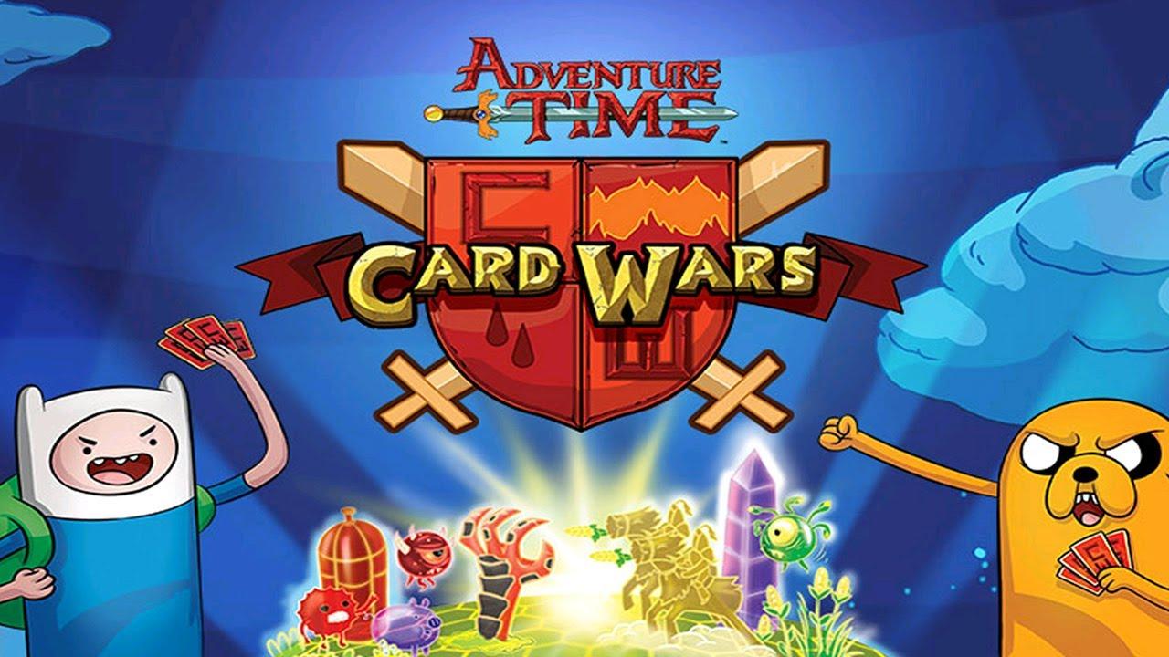 Card Wars - Adventure Time mod apk