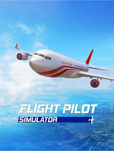 Flight Pilot Simulator mod 3D
