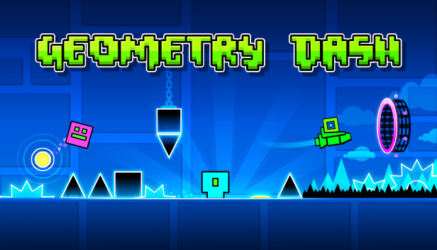 Download Geometry Dash Mod APK Everything Unlocked