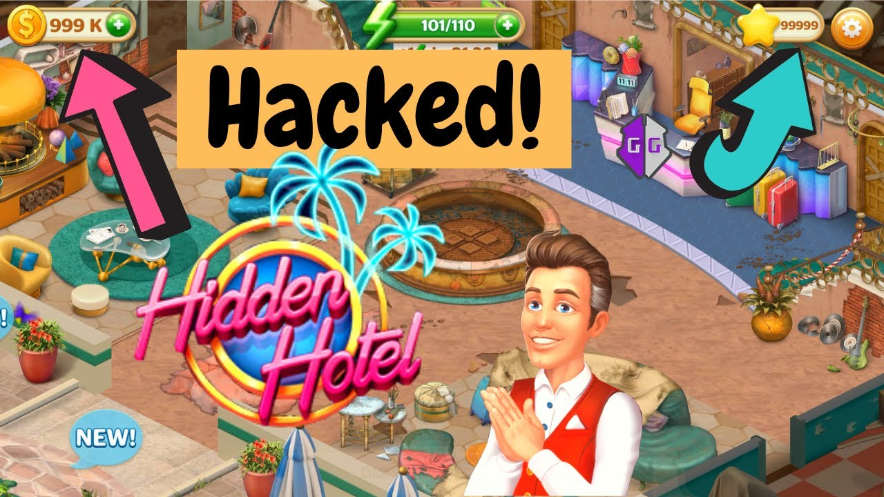 Hidden Hotel MOD (Unlimited Money)