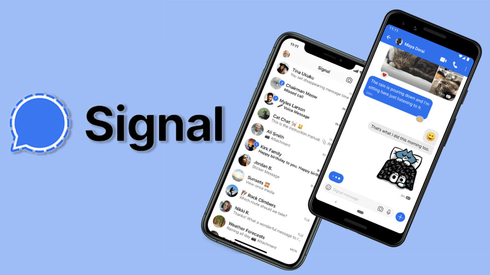 Signal Private Messenger Mod