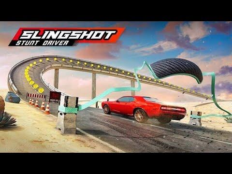 Slingshot Stunt Driver Mod APK Unlimited Money