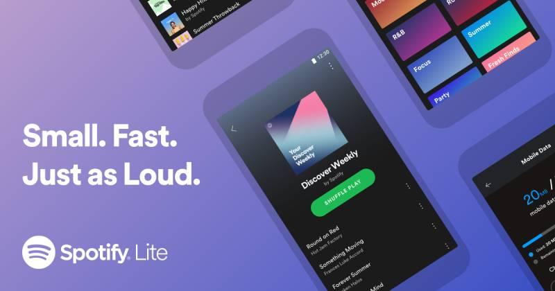 Spotify Lite Mod APK [Unlimited Shuffle] Latest Version