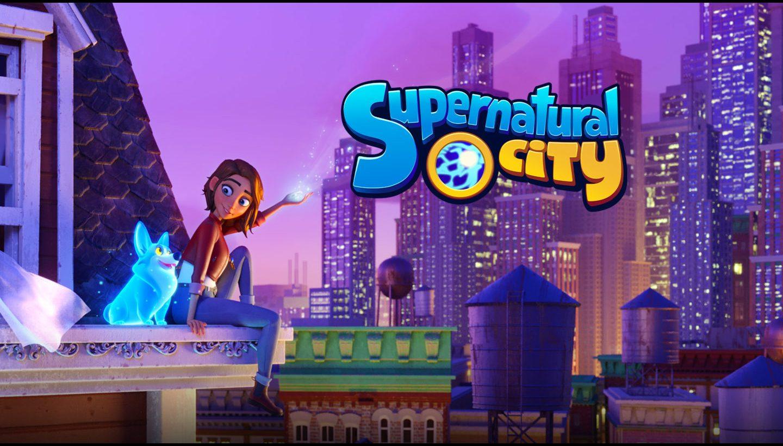 Download Supernatural City MOD APK-[Unlimited Money]