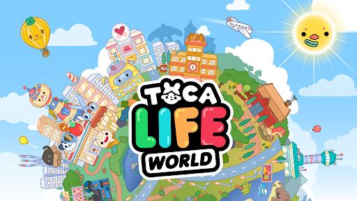 Toca Life World Mod APK [Unlocked Full Game] Latest