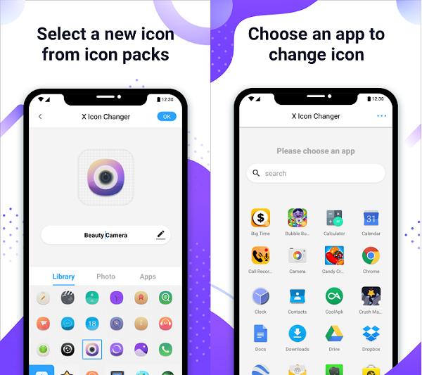 X Icon Changer Mod APK Free Download Latest Version
