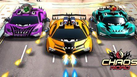 Chaos Road Combat Racing