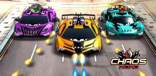 Chaos Road: Combat Racing 1.8.4 Mod APK (Unlimited money)