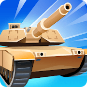 Idle Tanks 3D mod apk
