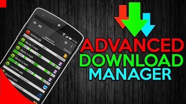 Advanced Download Manager Pro Mod Apk 12.5 Paid + Hack Version