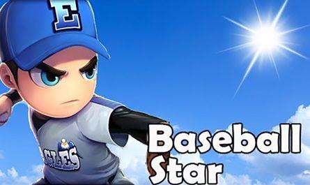 Baseball star mod