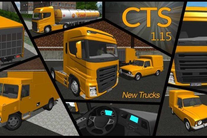 Cargo Transport Simulator Mod Apk v1.15.3 + Mod (Money) Free