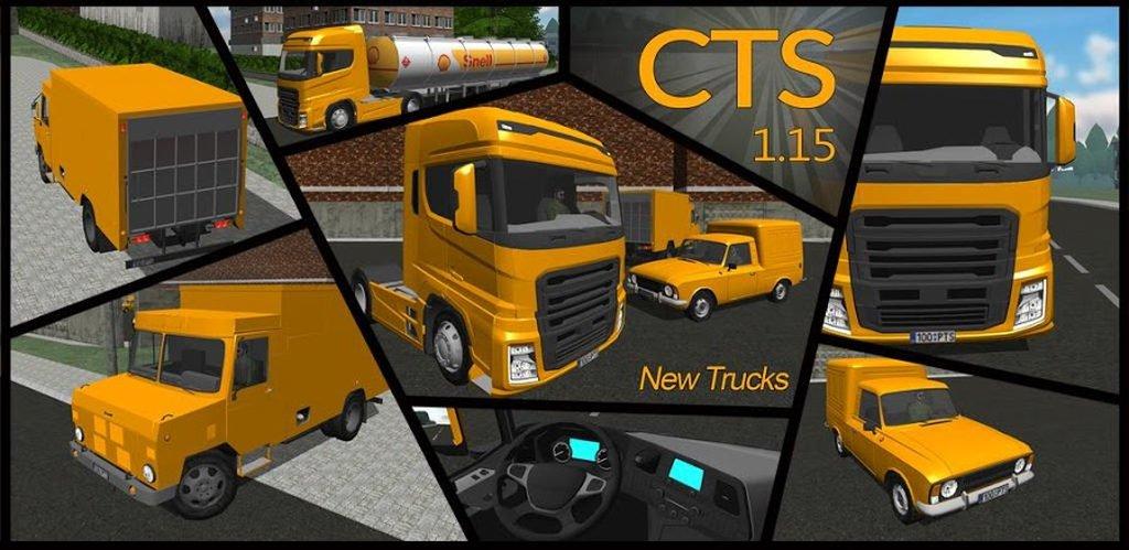 Cargo Transport Simulator Mod Apk