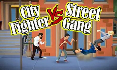 City Fighter vs Street Gang MOD APK