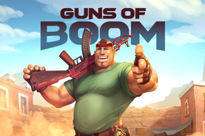 Guns of Boom Mod Apk Download (Unlimited Ammo) For Android