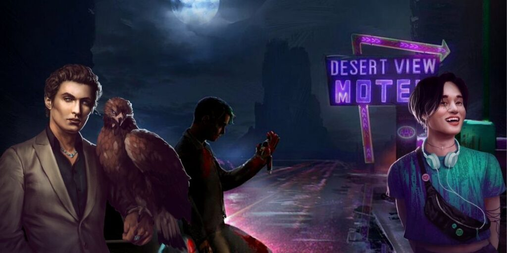 Vampire The Masquerade Night Road Mod APK