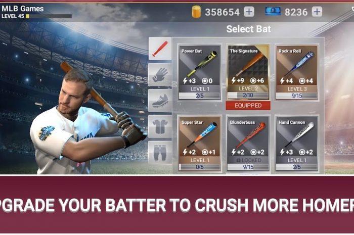 MLB Home Run Derby Mod Apk Download (Unlimited Money/Bucks)
