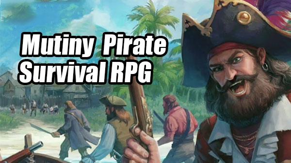 Mutiny: Pirate Survival MOD APK (Unlimited Money/Free Craft)
