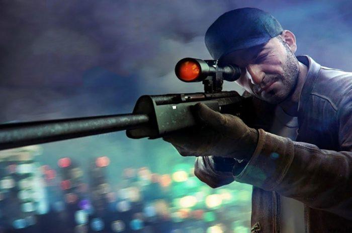 Download Sniper 3D Mod Apk: Fun Free Online FPS (Unlimited Money)