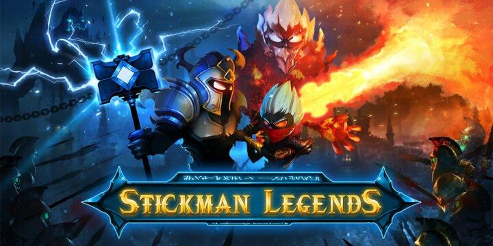 Shadow Hunter: Stickman Legends