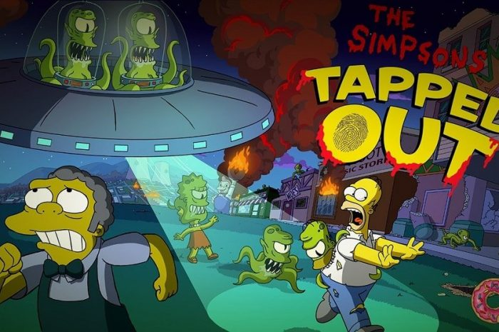 The Simpsons: Tapped Out MOD APK 4.50.1 (Money/Donuts)