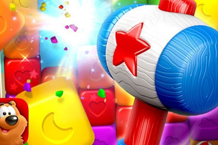 Toon Blast MOD APK Download (Unlimited Moves/Coins/Booster)