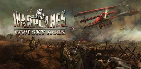 Warplanes mod apk