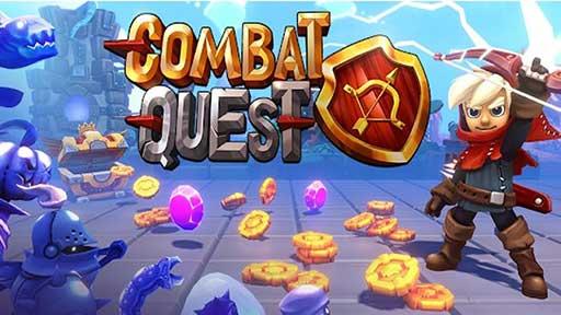 Download Combat Quest Mod Apk- Archer Action RPG 0.14.0 APK