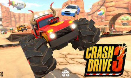 crash drive 3 mod
