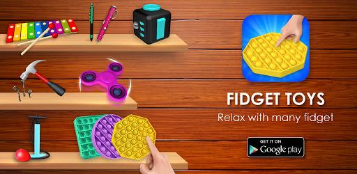 Fidget Toys 3D Mod APK 1.1.19 (No ads) Download