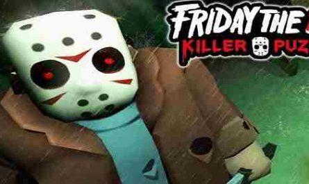 Friday the 13th: Killer Puzzle Mod Apk